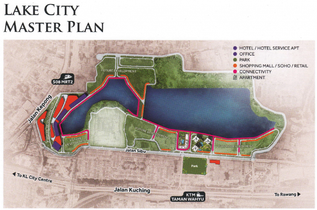 lake city master plan